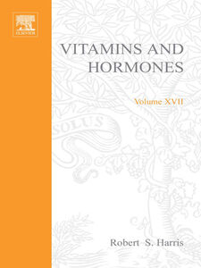Ebook in inglese VITAMINS AND HORMONES V17