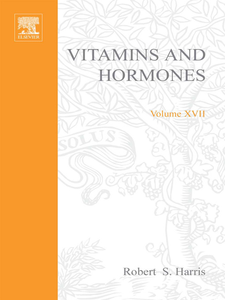 Ebook in inglese VITAMINS AND HORMONES V17 -, -