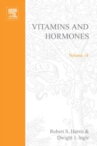 Ebook in inglese VITAMINS AND HORMONES V18