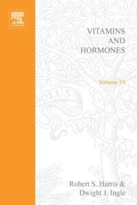 Ebook in inglese VITAMINS AND HORMONES V19