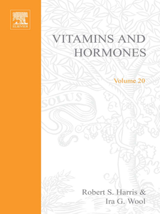 Ebook in inglese VITAMINS AND HORMONES V20 -, -