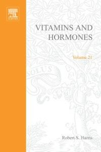 Ebook in inglese VITAMINS AND HORMONES V21 -, -