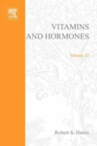 Ebook in inglese VITAMINS AND HORMONES V22 -, -