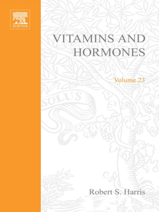Ebook in inglese VITAMINS AND HORMONES V23 -, -