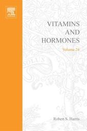VITAMINS AND HORMONES V24