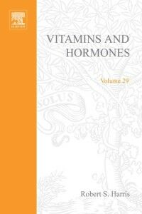 Ebook in inglese VITAMINS AND HORMONES V29 -, -