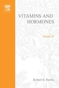 Ebook in inglese VITAMINS AND HORMONES V30 -, -