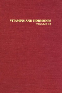 Ebook in inglese VITAMINS AND HORMONES V33 -, -