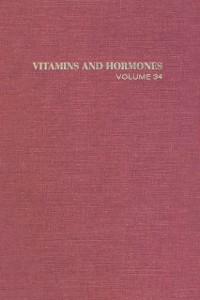 Ebook in inglese VITAMINS AND HORMONES V34 -, -