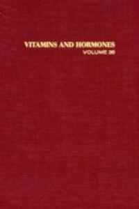 Foto Cover di VITAMINS AND HORMONES V36, Ebook inglese di  edito da Elsevier Science