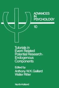 Ebook in inglese Tutorials in Event Related Potential Research: Endogenous Components
