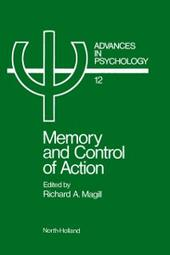 Memory and control of action