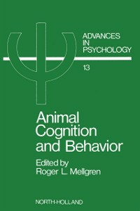 Ebook in inglese Animal Cognition and Behavior -, -