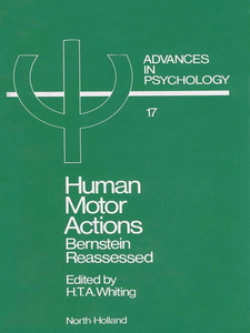 Ebook in inglese Human Motor Actions -, -