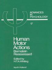 Human Motor Actions