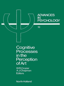 Ebook in inglese Cognitive Processes in the Perception of Art -, -