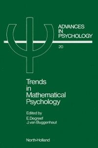 Ebook in inglese Trends in Mathematical Psychology -, -
