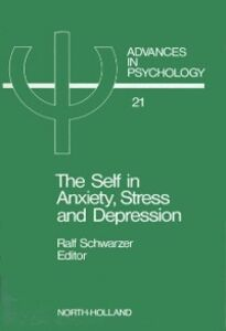 Ebook in inglese Self in Anxiety, Stress and Depression -, -