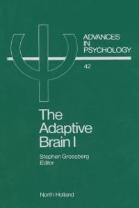 Ebook in inglese THE ADAPTIVE BRAIN I -, -