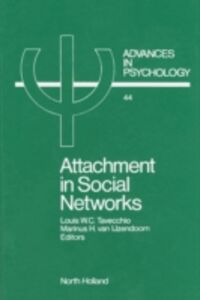 Ebook in inglese Attachment in Social Networks