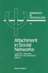 Ebook in inglese Attachment in Social Networks -, -