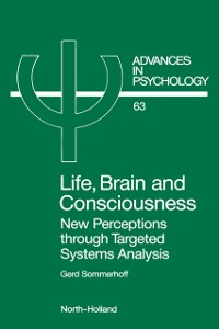 Ebook in inglese Life, Brain and Consciousness Sommerhoff, G.