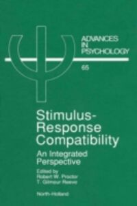 Ebook in inglese Stimulus-Response Compatibility -, -