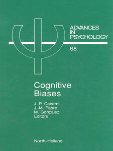 Ebook in inglese Cognitive Biases -, -