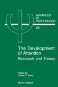 Ebook in inglese Development of Attention -, -