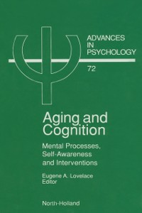 Ebook in inglese Aging and Cognition -, -