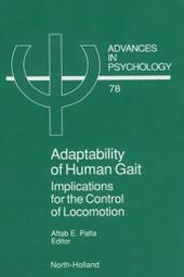 Adaptability of Human Gait