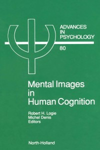 Ebook in inglese Mental Images in Human Cognition -, -