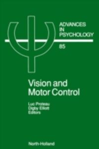 Ebook in inglese Vision and Motor Control -, -