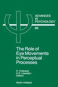 Ebook in inglese Role of Eye Movements in Perceptual Processes -, -