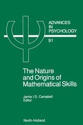 Nature and Origin of Mathematical Skills