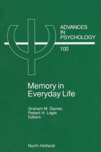 Ebook in inglese Memory in Everyday Life