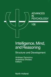 Ebook in inglese Intelligence, Mind, and Reasoning -, -