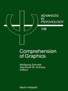 Foto Cover di Comprehension of Graphics, Ebook inglese di R.W. Kulhavy,W. Schnotz, edito da Elsevier Science