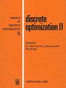 Ebook in inglese Discrete Optimization I
