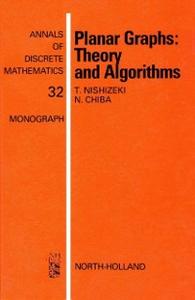 Ebook in inglese Planar Graphs Chiba, N. , Nishizeki, T.