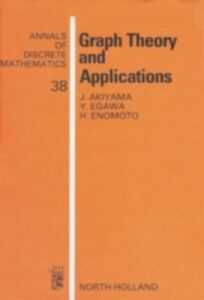 Ebook in inglese Graph Theory and Applications -, -