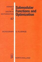 Submodular Functions and Optimization