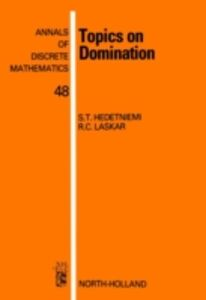 Ebook in inglese Topics on Domination Hedetniemi, S.T. , Laskar, R.C.