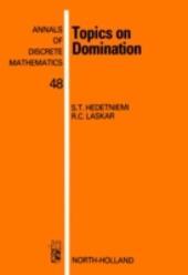 Topics on Domination