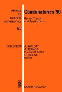 Ebook in inglese Combinatorics '90