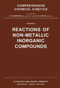 Ebook in inglese Reactions of Non-Metallic Inorganic Compounds -, -