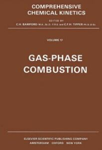 Foto Cover di Gas Phase Combustion, Ebook inglese di  edito da Elsevier Science