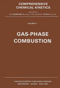 Ebook in inglese Gas Phase Combustion -, -