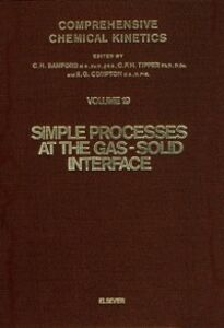 Foto Cover di Simple Processes at the Gas-Solid Interface, Ebook inglese di  edito da Elsevier Science