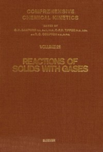 Ebook in inglese Reactions of Solids with Gases -, -